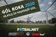 Gól roka 2020 - súťaž portálu Futbalnet.sk.
