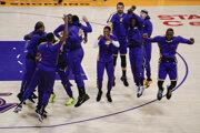 Basketbalisti Los Angeles Lakers.