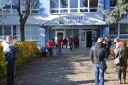 Testovanie bude prebiehať aj v Spojenej škole M. R. Štefánika.