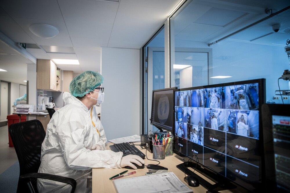 O pacientov na OAIM sa stará šesť lekárov a 25 sestier.