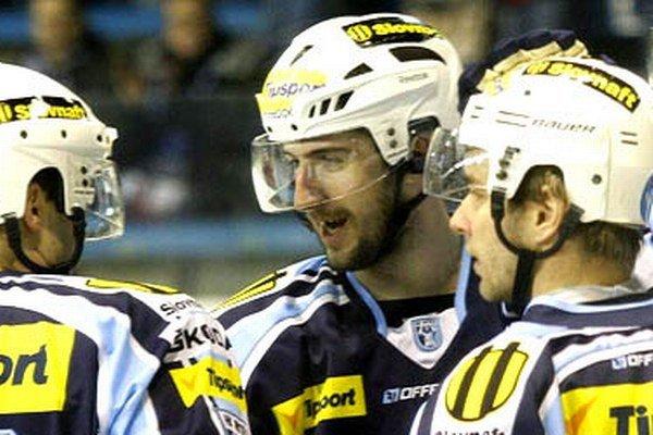 Roman Tománek bol s 38 gólmi druhým najlepším strelcom extraligy, vo finále mu však forma odišla.