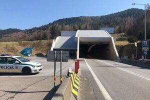Tunel Branisko bude uzavretý.
