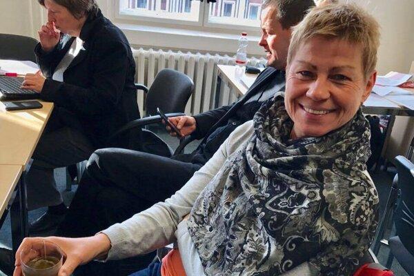 Elke Breitenbachová.