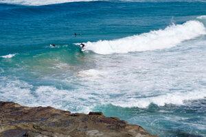 Surfovanie je v Austrálii takmer národným športom.
