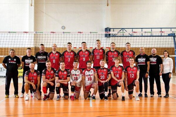 VK Mirad Unipo Prešov