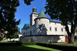 Kaštieľ v Bytči je sídlom archívu.