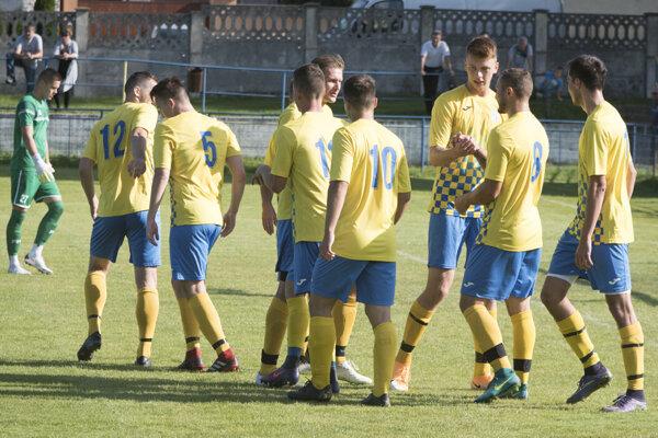 Futbalistom z Horných Obdokoviec patrí po neúplnej jeseni priebežné štvrté miesto.