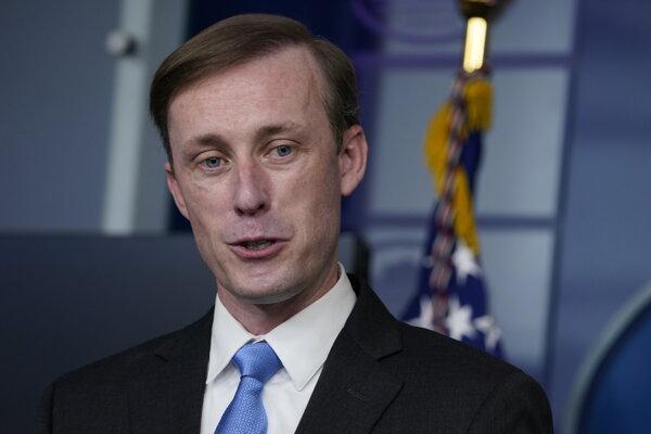 Poradca pre národnú bezpečnosť Jake Sullivan.