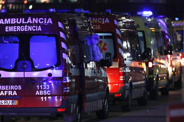 V Portugalsku bola situácia v posledných týždňoch veľmi dramatická.