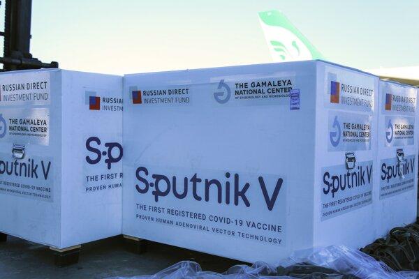 Rusko doposiaľ nepožiadalo Európsku liekovú agentúru o schválenie Sputniku V v Európskej únii.