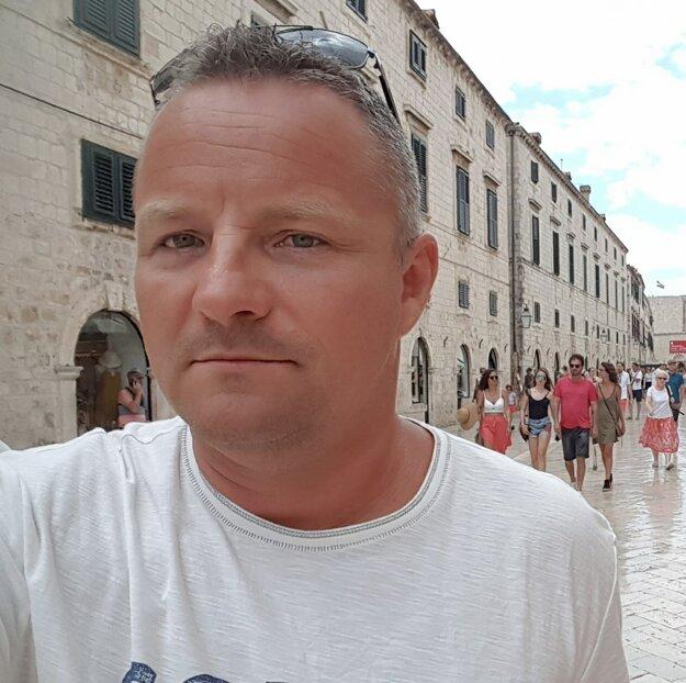 Tréner FK Sokol Pozba Marek Szegény