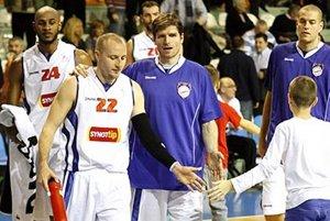 Patrick Sparks (22) patrí už rok medzi lídrov tímu basketbalistov Nitry.
