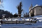 Vojnový cintorín v obci Príslop v Sninskom okrese.