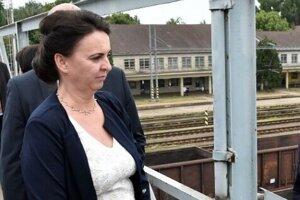 Marta Vozáriková už roky čelí obvineniu z obzvlášť závažného zločinu podvodu v spolupáchateľstve.