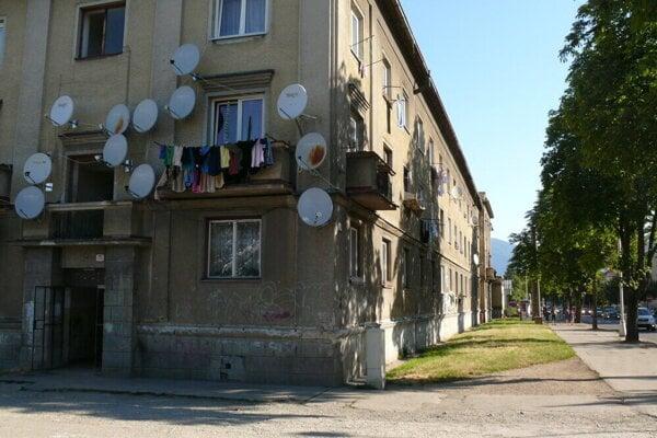 Bytovka na Ulici Ambra Pietra sa bude opravovať.
