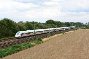 8. Deutsche Bahn ICE
