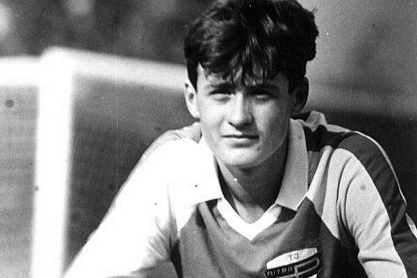 Talentovaný futbalista Erik Chlpík tragicky zahynul ako 16-ročný.