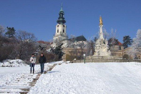 Počet turistov v Nitrianskom kraji klesá.