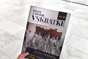 Prvé číslo mestských novín V skratKE.