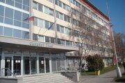 Okresný úrad v Topoľčanoch.