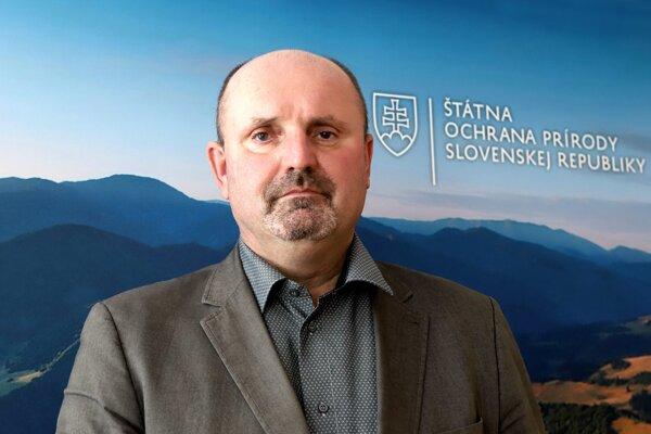 Generálny riaditeľ Štátnej ochrany prírody (ŠOP) SR Dušan Karaska.