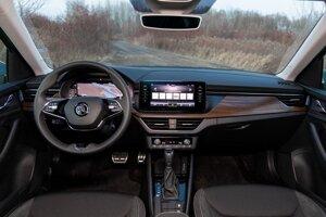 Interiér Kamiqu môže pôsobiť elegantne, aj keď ide o malé SUV.