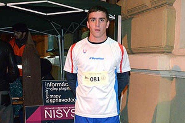 Najlepší čas na hlavnej trati medzi mužmi dosiahol junior Lukáš Privalinec.