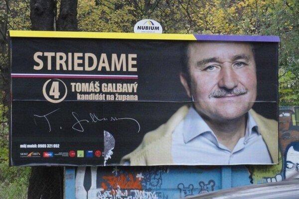 Tomáš Galbavý nemá podporu KDH, chce presvedčiť aspoň jeho voličov.