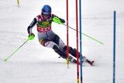 Petra Vlhová dnes ide obrovský slalom v stredisku Jasná.