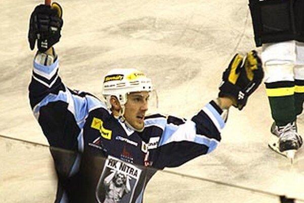 Henrich Ručkay strelil v piatok dôležitý gól na 4:3.