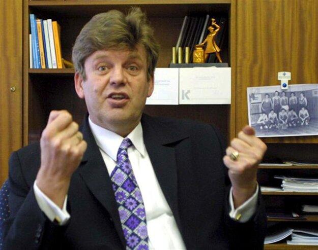Gabriel Fischer v roku 2003.