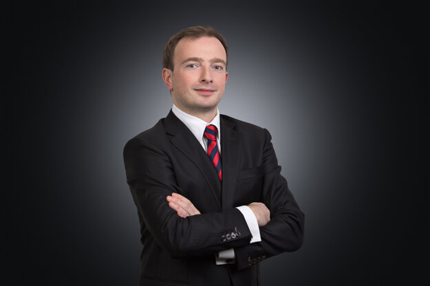 Štěpán Štarha, partner v advokátskej kancelárii Havel & Partners
