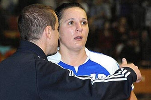 Bývalá reprezentantka Katarína Dubajová najnovšie oblieka dres prvoligového Močenka.