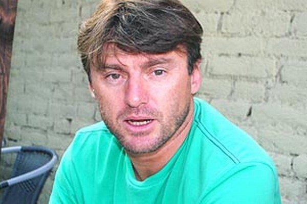 Ľuboš Moravčík v sobotu 14. septembra zorganizuje spomienkový zápas bývalých majstrov.