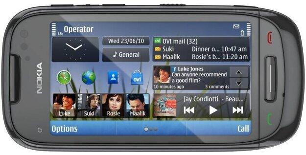 Jeden z prvých smartfónov s NFC vyrobila Nokia.