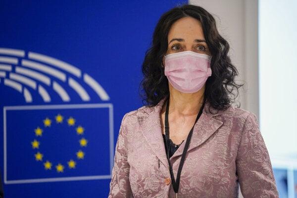 Europoslankyňa Miriam Lexmann