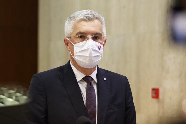 Minister Korčok