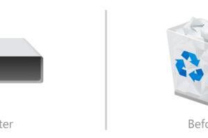 Pri niektorých ikonách dizajnéri zmenili aj ich uhol, aby boli ešte rozoznateľnejšie a zapadali do celkového dizajnu Windows 10.