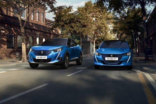 Peugeoty 2008 a 208 boli vo februári najpredávanejšími autami v Európe.