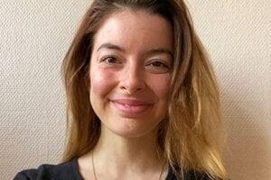 Barbara Kráľovičová z Krupiny.