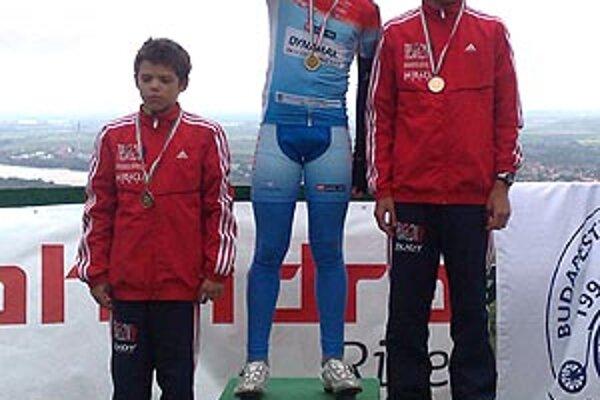 Marek Bugár vyhral preteky v maďarskom Ostrihome.