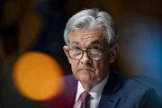Šéf americkej centrálnej banky (Fed) Jerome Powell.
