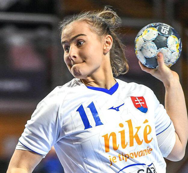 Barbora Lancz.
