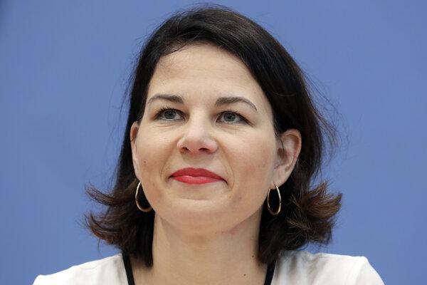 Annalena Baerbocková
