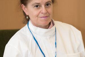Doktorka Ackermanová vykonáva svoju pedopsychiatrickú prax v UNLP už 30 rokov.