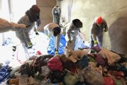 Koncom minulého roka analyzovali vzorku komunálneho odpadu.