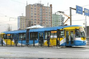 Najnovšie električky v Košiciach sú momentálne Variá LF2+. Prvé začali premávať od záveru roka 2014.