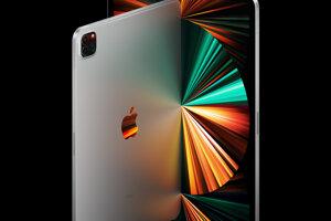 Nové modely iPad Pro s čipom M1.