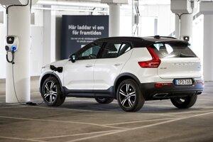 Vysokonapäťové akumulátory z modelov Volvo budú mať ďalšie využitie.