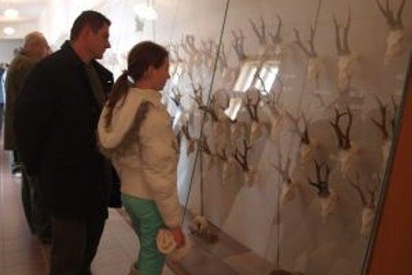 Výstava Trofeje poľovnej zveri je v Ponitrianskom múzeu otvorená do 14. apríla.